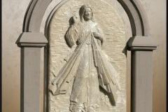 Piekne Niepowtarzalne Artystyczne nagrobki z piaskowca laczony z ceramika C (33)