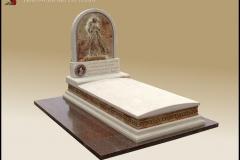 nagrobki z piaskowca, artystyczne nagrobki, ekskluzywne nagrobki, piękne nagrobki, niepowtarzalne nagrobki, rzeźbione nagrobki, nietypowe nagrobki, indywidualne nagrobki, niesamowite nagrobki, kamieniarstwo Wrocław, kamieniarstwo artystyczne, płaskorzeźba Jezusa, rzeźba, płaskorzeźba, pomnik, piekny pomnik, pomnik nagrobny z jezusem, pomnik nagrobny z płaskorzeźbą, pomnik nagrobny z rzeźbą