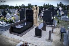 Artystyczne niepowtarzalne nagrobki granitowe (13)