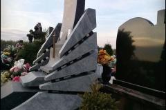 Artystyczne niepowtarzalne nagrobki granitowe (14)