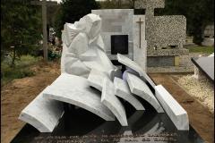 Artystyczne niepowtarzalne nagrobki granitowe (18)