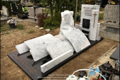 Artystyczne niepowtarzalne nagrobki granitowe (20)