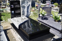 Artystyczne niepowtarzalne nagrobki granitowe (4)