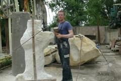 Tradycyjne Przekucie rzeźbiarskie