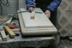 tworzenie elementu ławeczki