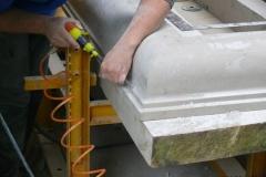 Wykonywanie detalu w kamieniu