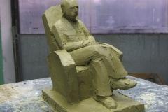 projekt model rzeźby