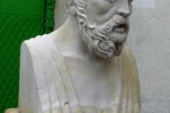 Rzezba Greckie popiersie