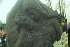 Pieta Jezus chrystu Matka Boska
