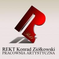 rekt konrad ziółkowski pracownia artystyczna